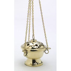 Brass thurible - 11 cm