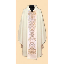 Embroidered chasuble (16A)