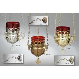 Candlelight sanctuary lamp (3 colors)