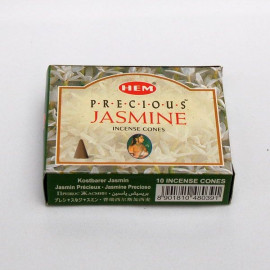 Incense cone - Jasmine (10 cones)