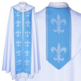 Marian liturgical cope (29)