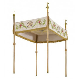 Canopy 130 cm x 160 cm- foldable (6)