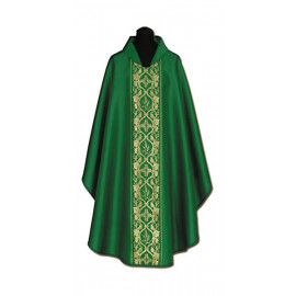 Embroidered chasuble (19A)