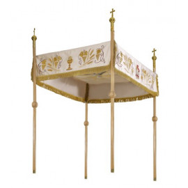 Canopy 130 cm x 160 cm- foldable (7)