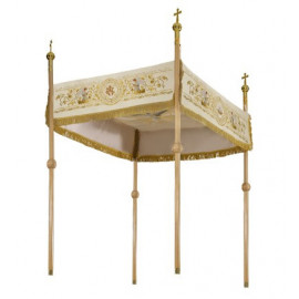 Canopy 130 cm x 160 cm- foldable (8)