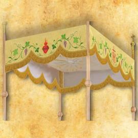 Canopy 120 cm x 160 cm- foldable (11)