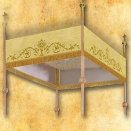 Canopy 120 cm x 160 cm- foldable (12)