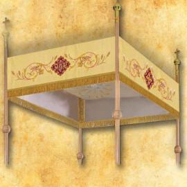 Canopy 120 cm x 160 cm- foldable (13)
