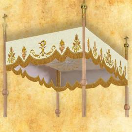 Canopy 120 cm x 160 cm- foldable (15)