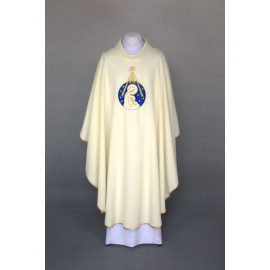 Christmas chasubles (7)