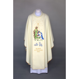 Christmas chasubles - Holy Family (9)