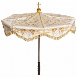 Processional canopy - umbrella type (2)