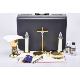 Travel set for a priest - 992