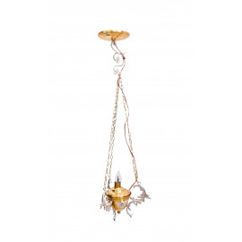 Ceiling or wall mounted sanctuary lamp (2)