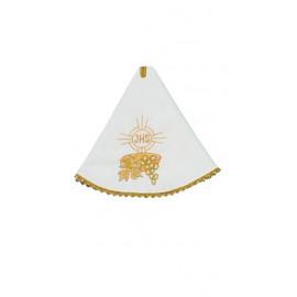 Embroidered ciborium veil (6)