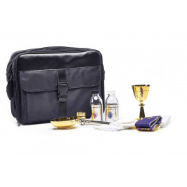 Travel set for a priest - suitcase of a celebrant (7)