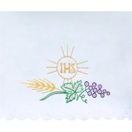 Altar Tablecloth IHS (2)