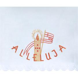 Altar Tablecloth Alleluia (7)