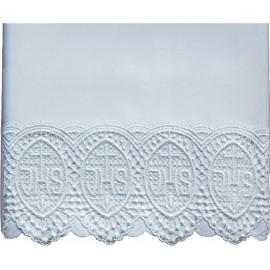 Altar Tablecloth decorative guipure (29)