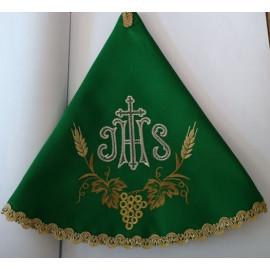 Embroidered ciborium veil (13)