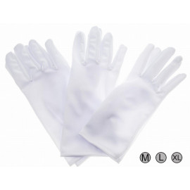 Gloves for the processional canopy