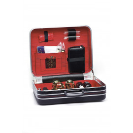 Travel set for priest - celebrant's suitcase (12)