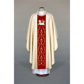Chasuble of the Sacrificial Lamb (A1)