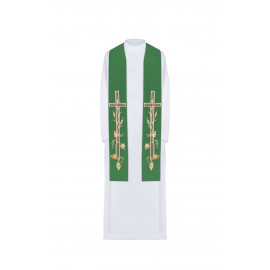 Embroidered stole - liturgical colors (72)