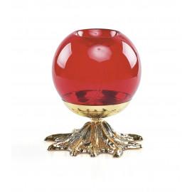 Jupiter Star Olive Lamp - 21 cm