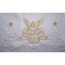 Christmas tablecloth Gloria+ Angel (4)
