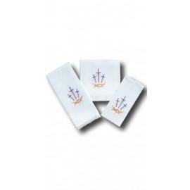 Chalice Linen Sets - violet cross (8)