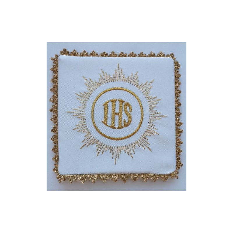 IHS embroidered pall (4)