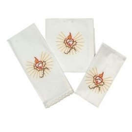 Chalice Linen Sets - heart, thorns (23)