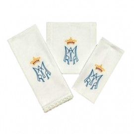 Chalice Linen Sets - Marian symbol (24)