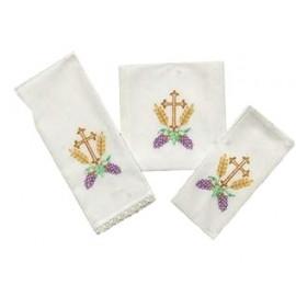 Chalice Linen Sets - colour cross (28)