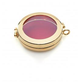 Capsule for a relic, diameter 5 cm (2)