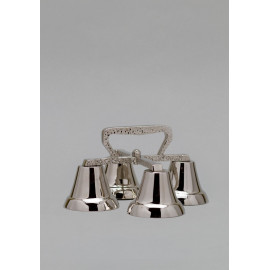 Altar Bells - nickel-plated - 4 tons (5)