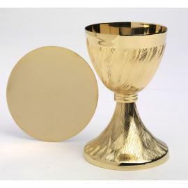 Gilded chalice-17 cm (8)