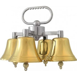 Quadruple altar bells with one sound (2)