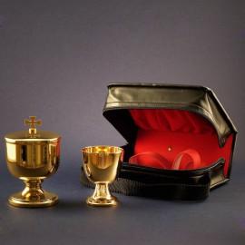 Tourist set chalice + ciborium