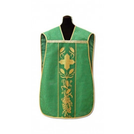 Roman chasuble - damask fabric (4)