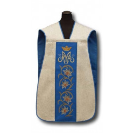 Mary's Roman chasuble